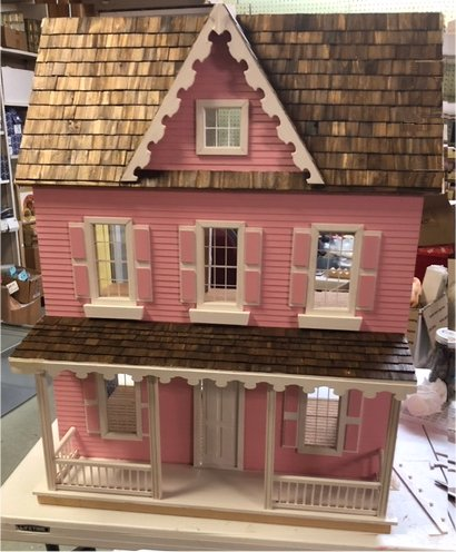 Fingertip Fantasies Dollhouse And Miniature Shop