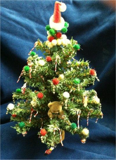 Dollhouse Christmas Trees From Fingertip Fantasies