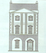 CGM07 - Kingfisher Dolls House Plan
