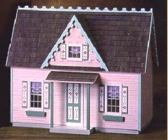 Real Good Toys Dollhouse Victorian Cottage Jr From