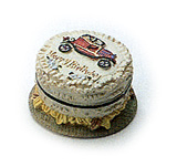 V7601 - Car Birthday Cake