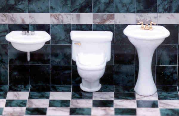 Bathroom Fixtures By Model Builders Supply From Fingertip