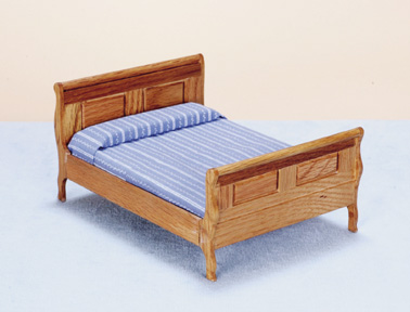 New Oak Miniature Dollhouse Furniture From Fingertip Fantasies