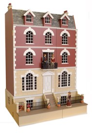 Victorian Style Dollhouses By G E L Dollhouses From