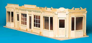 Dollhouse Roomboxes Amp Kits From Fingertip Fantasies
