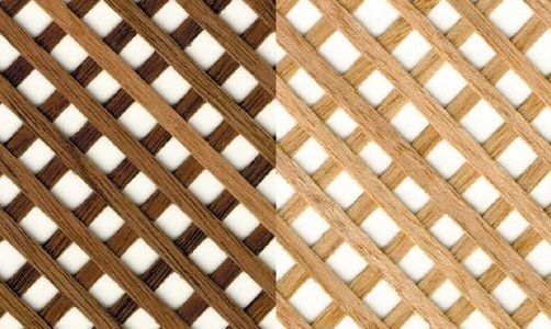 Lattice Panels From Fingertip Fantasies Dollhouse Miniatures